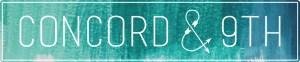 Concord & 9th blowout sale