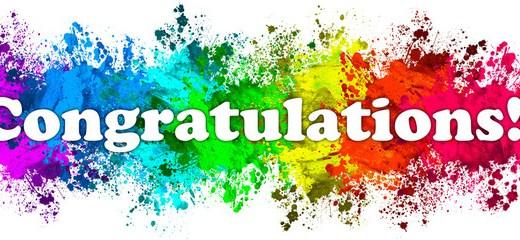 Scrap 'N Stamp Blog Hop Winners!