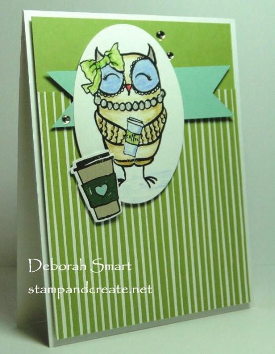 Picket Fence Studios BFF Owl