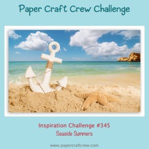 Seaside Summers Inspiration Challenge