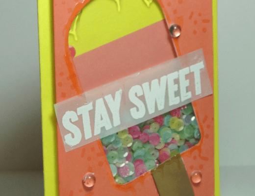 Stay Sweet, My Friend!
