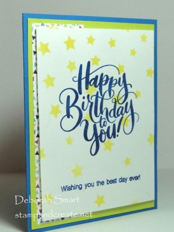 Studio Katia It's Your Birthday