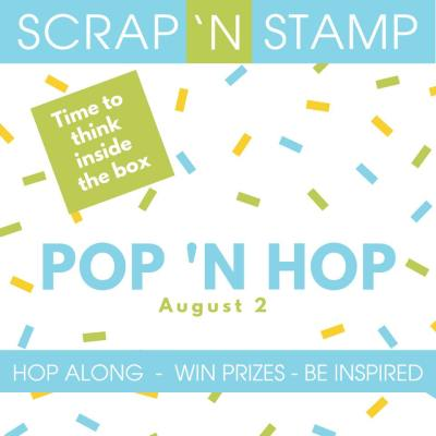 Pop 'N Hop With Scrap 'N Stamp!