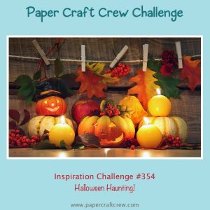 Hallowe'en Haunting Inspiration Challenge