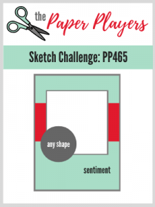 Paper Players Sketch PP465
