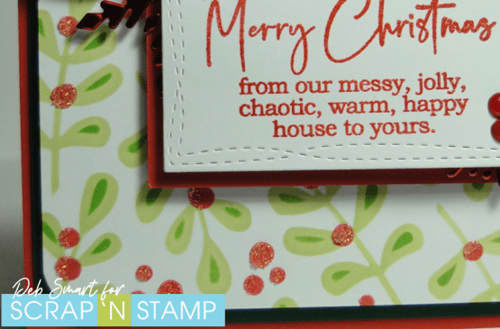 Scrap 'N Stamp White Christmas Blog Hop