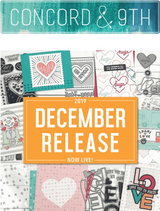 Concord & 9TH December Release