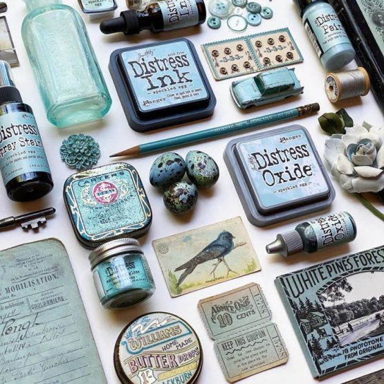 New Tim Holtz Distress Ink Colour Revealed!