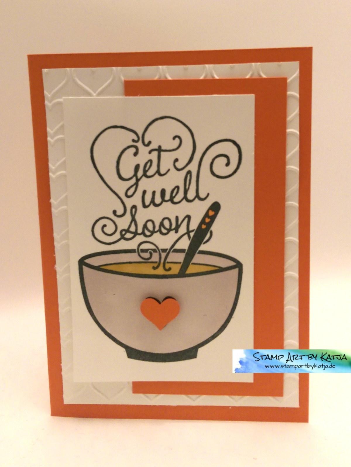 Get Well Soup – Gute Besserung