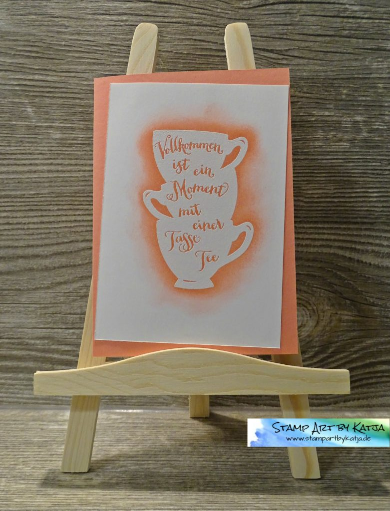 Stampin' Up! Volkommene Momente In Color_Flamingorot