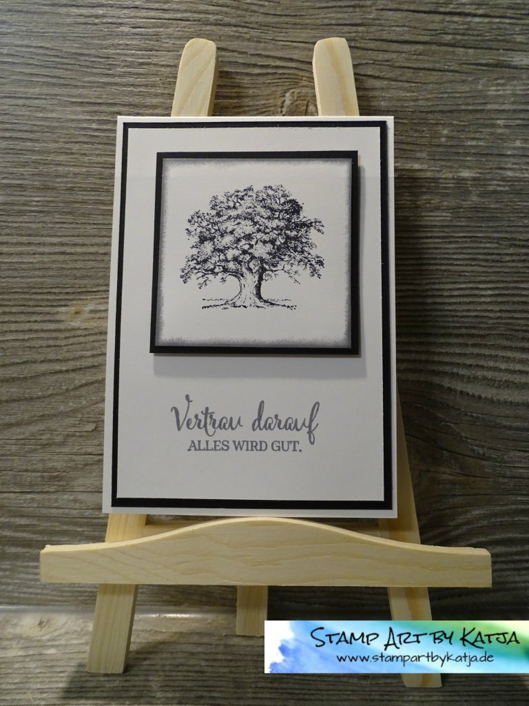 Stampin' Up! Lovely as a Tree, Remarkable You