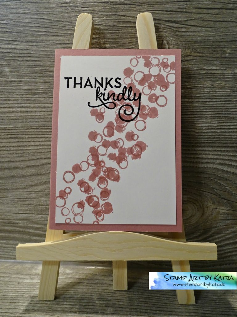 Stampin' Up! One Big Meaning, Playful Backgrounds