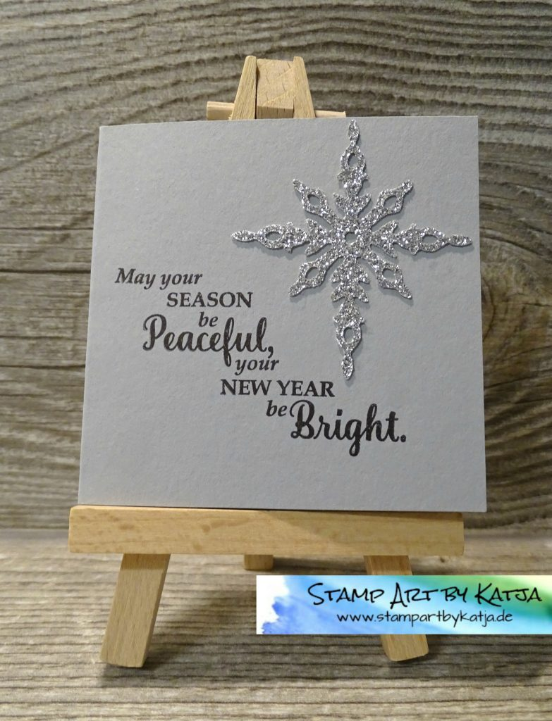 Stampin' Up! Star of Light, Starlights Thinlits