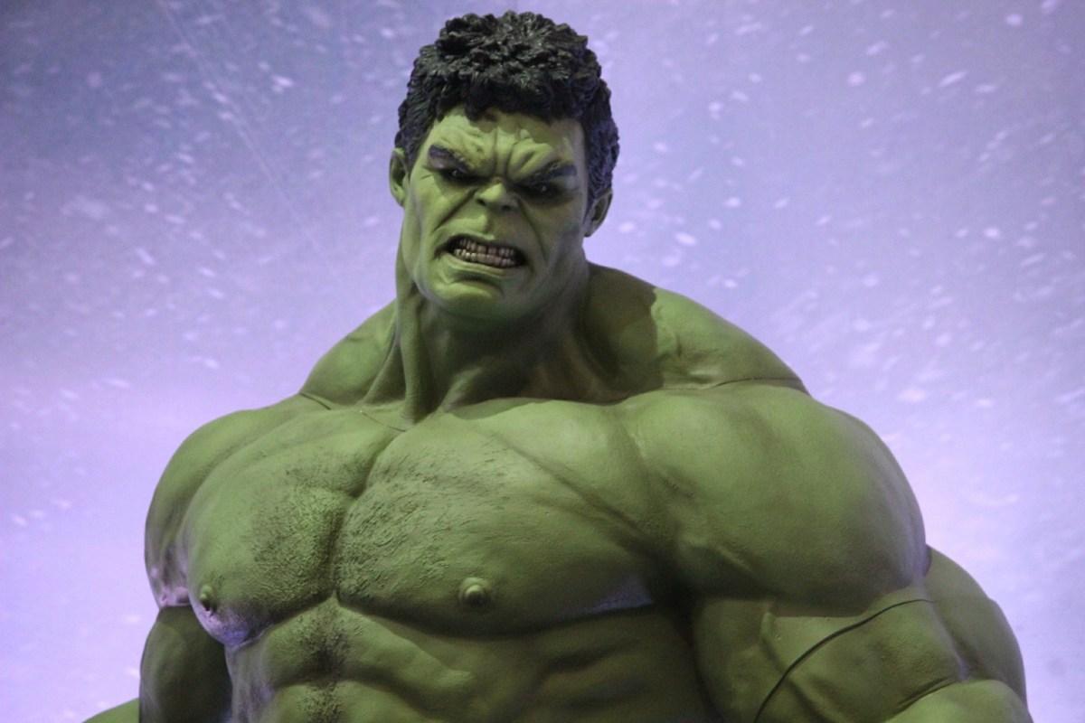 Hulk Grußkarten