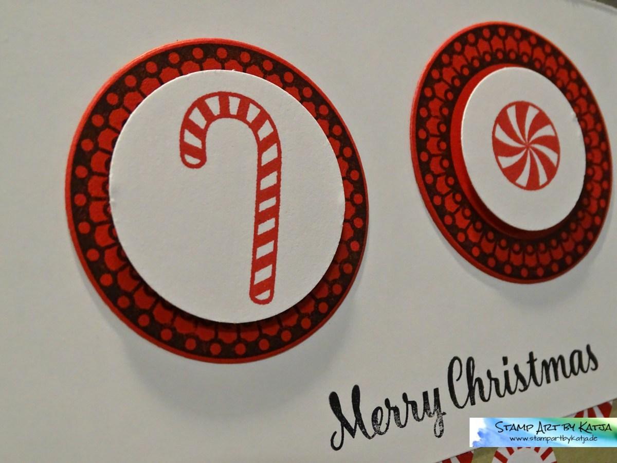 Süße Weihnachtskarten