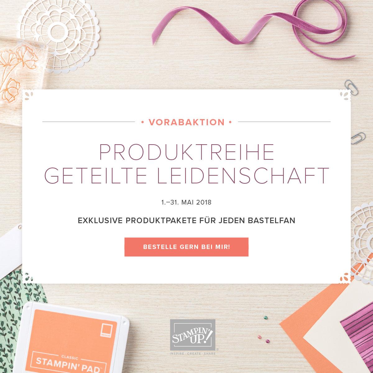 Ab Heute: Neue Produktreihe erhältlich