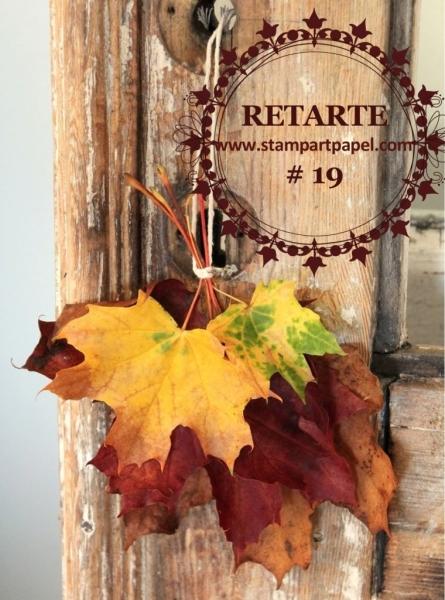 RETARTE 19 DESCANSO OTONAL