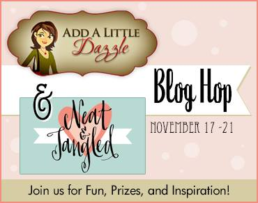 Blog Hop Neat and Tangled