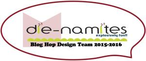DIENAMITES DESIGN TEAM BLOG HOP