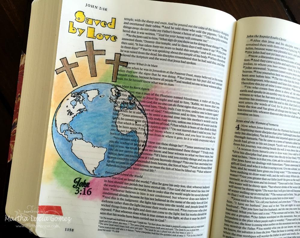 JOURNALING Y SELLOS RELIGIOSOS