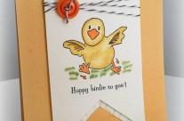 HOPPY BIRDIE TO YOU