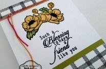 PEEK A BOO CARD INSPIRATION