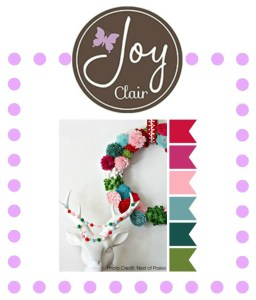 NOVEMBER CHALLENGE JOY CLAIR