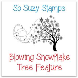 BLOWING SNOWFLAKES FEATURING
