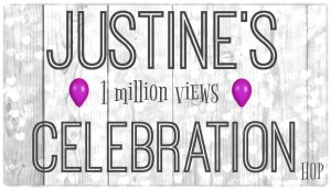 JUSTINE ONE MILLION CELEBRATION