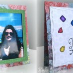 Easel Frame and Card – Joy Clair & Quick Quotes Day 2