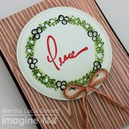 Coloring Embossing Folders Technique