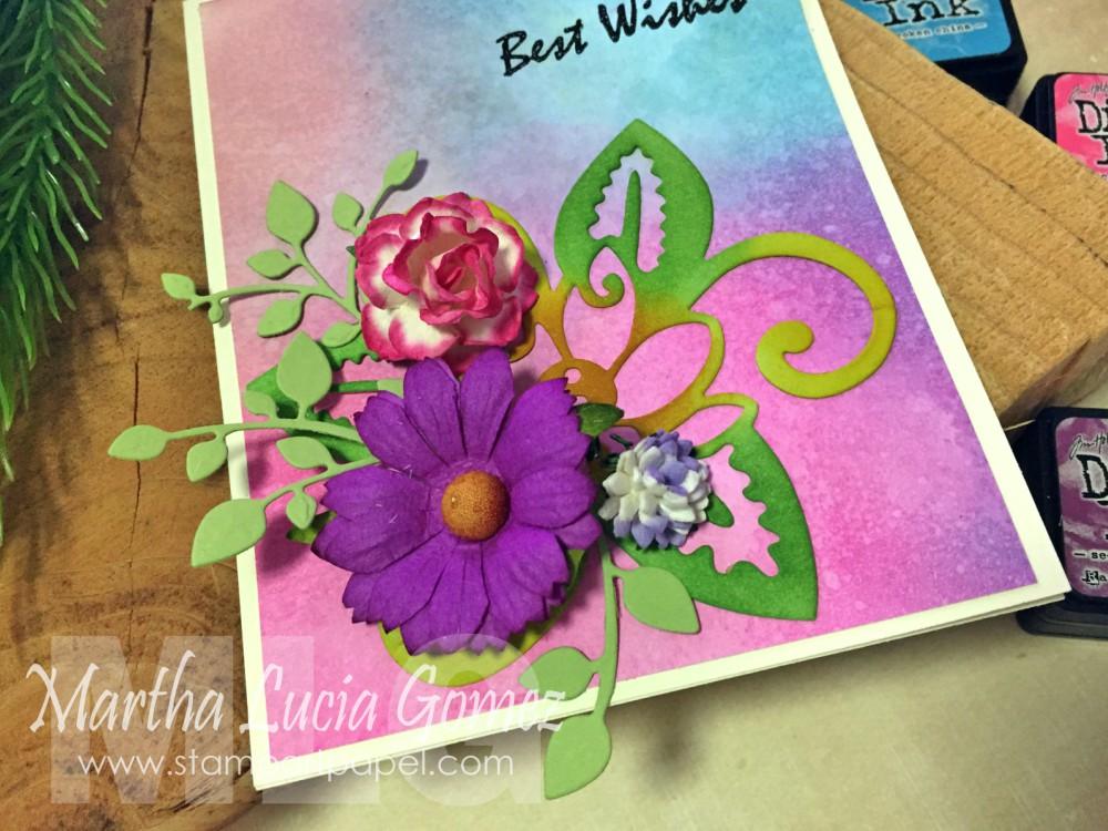 Rose Sentiments with Secret Garden