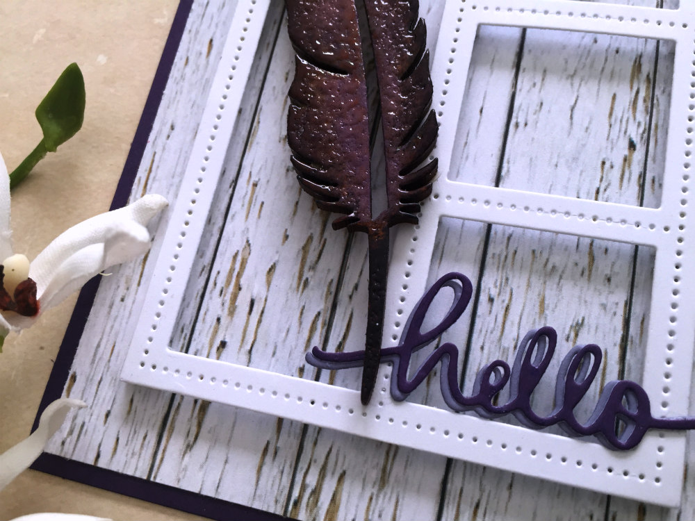 Wood Coloring & Embossing