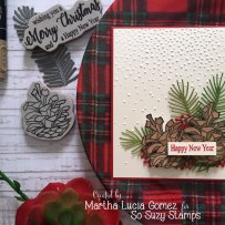 Pinecones for Christmas