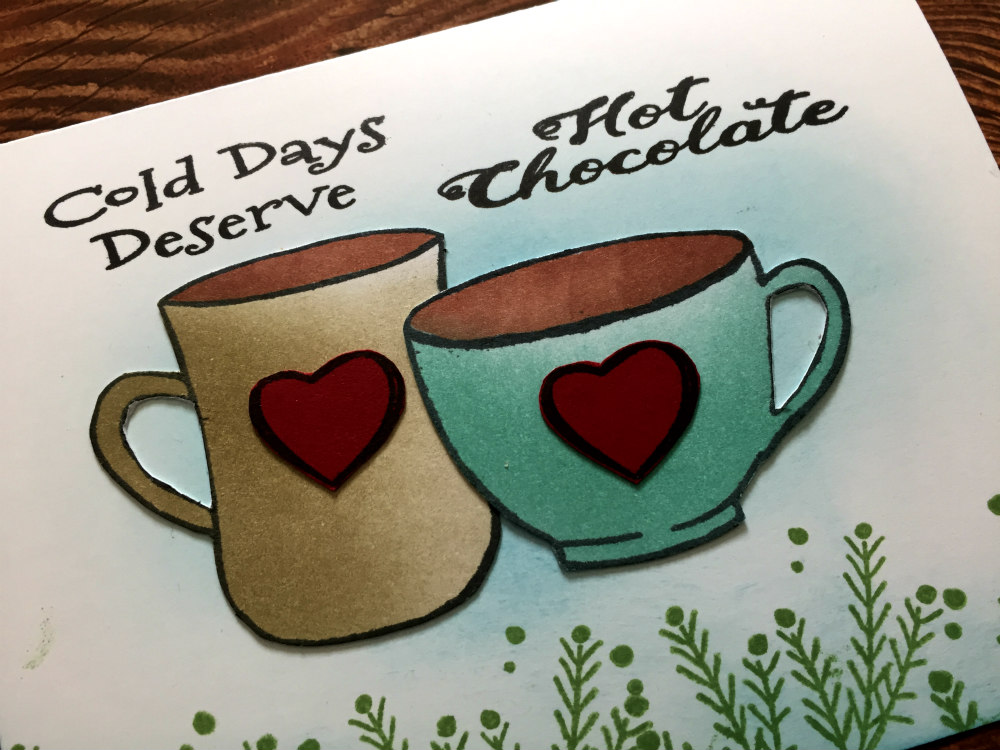 WINTER COFFEE LOVERS BLOG HOP WITH JOY CLAIR STAMPS