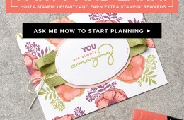 2018 Occasions Catalog Stampin Up & Sale-A-Bration