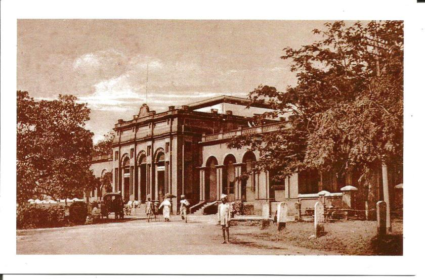 Postcards On Bangalore City Post Office Westend Hotel