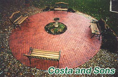 Stamped Concrete Gallery  Pictures Photos