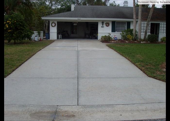 Home Stamped Concrete Sarasota