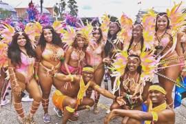 How to be a masquerader at Caribana