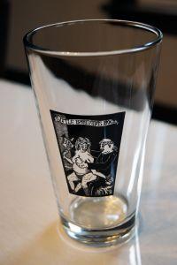 Little Barnabas Bock Beer Mug Empty 2