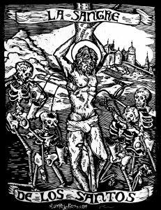 La Sangre de los Santos