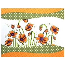 Poppy Fields by Rhea Weigand