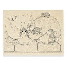 Summer Snacking - http://stampendous.com/shop/stamps/house-mouse-designs/house-mouse/summer-snacking-rubber-stamp/