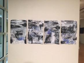 "Dana Hollister / ""Living with ADHD"" / Screen Print"