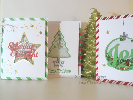 Stampin' Up! To you and your shaker card kit top tips