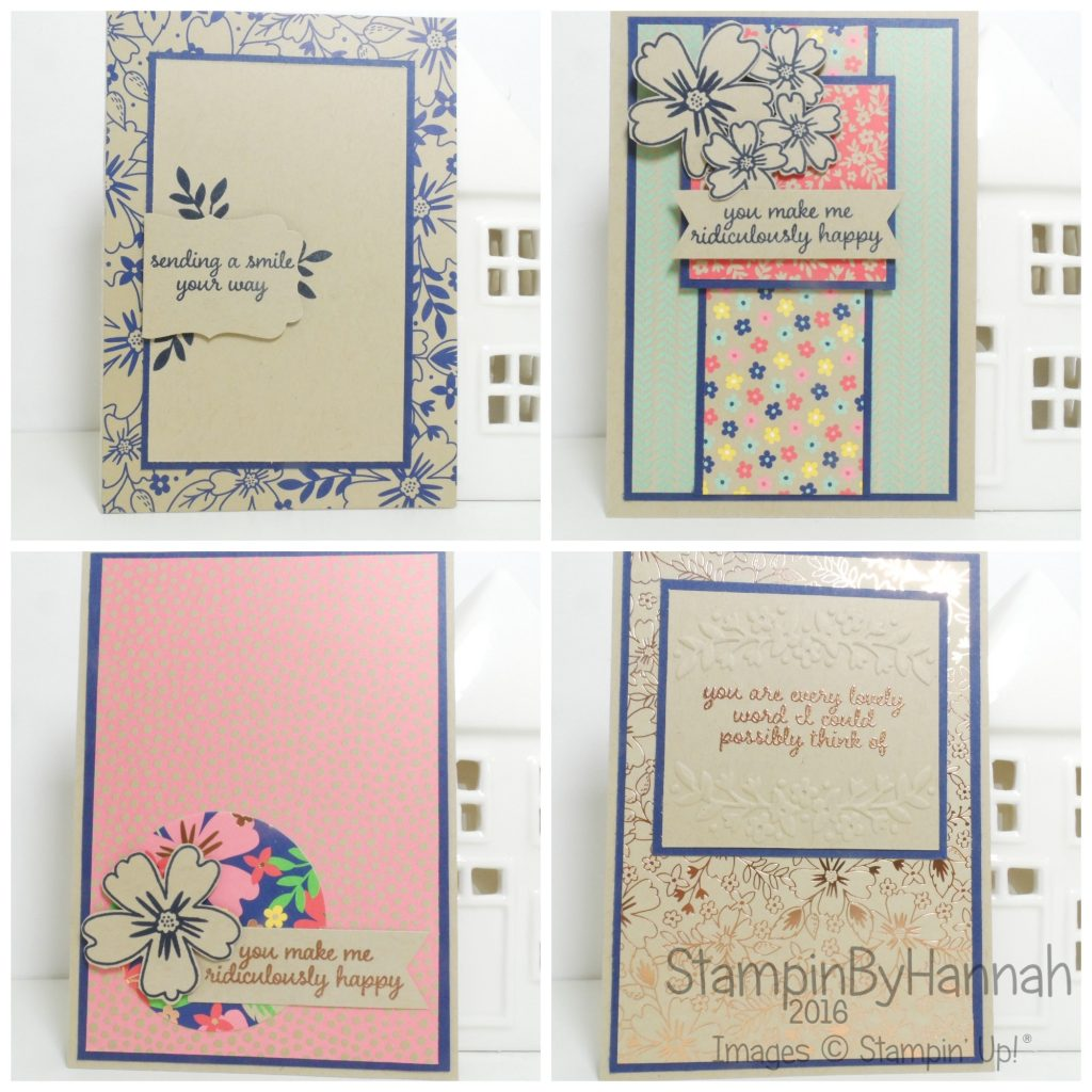 Stamp of the Month Club Stampin' Up! UK stampinbyhannah