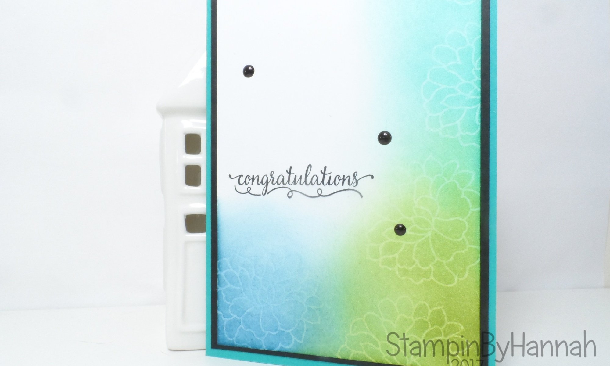 Love Hearts Week Distress Resist video tutorial using So In Love from Stampin' Up! UK