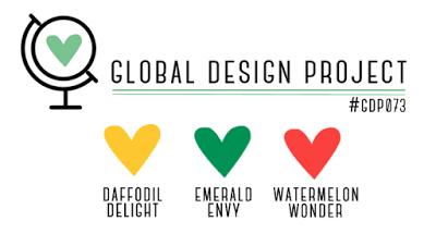 Global Design Project Colour Challenge Blog