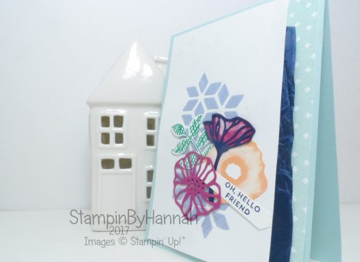 Oh So Eclectic Card Masking Video Tutorial from Stampin' Up!